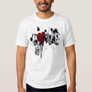 Grungy Love -  EDUN LIVE Genesis Unisex Standard Tshirt