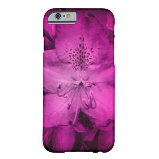 Grungy Pink Azalea Barely There iPhone 6 Case