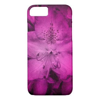 Grungy Pink Azalea iPhone 7 Case