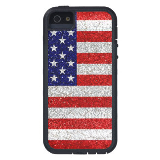 Grungy Usa Flag iPhone 5 Cases