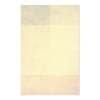grungy watercolor-like graphic abstract 2 stationery paper