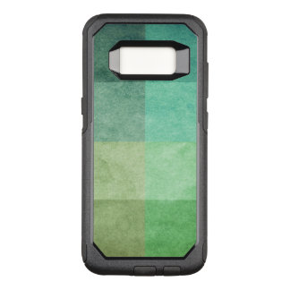 grungy watercolor-like graphic abstract 3 OtterBox commuter samsung galaxy s8 case