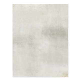 Grungy White Background Postcard