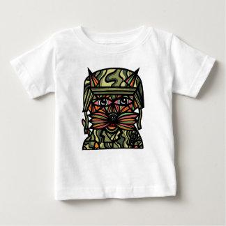 """Grunt Kat"" Baby Fine Jersey T-Shirt"