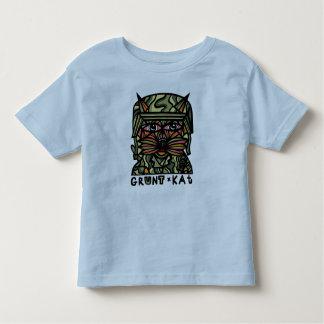 Grunt Kat Toddler T-Shirt