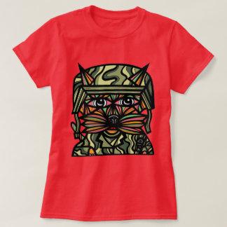 """""""Grunt Kat"""" Women's T-Shirt"""