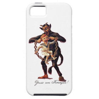 Gruss vom (Greetings From) Krampus Case For The iPhone 5