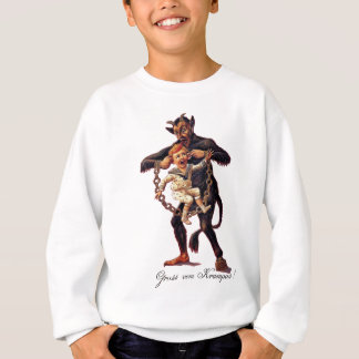Gruss vom (Greetings From) Krampus Sweatshirt