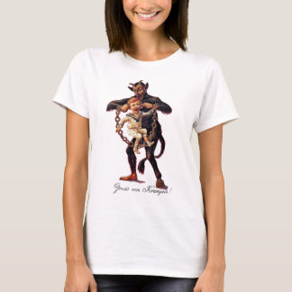 Gruss vom (Greetings From) Krampus T-Shirt