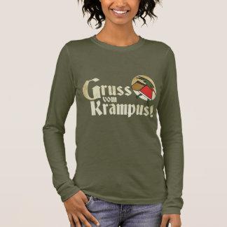 Gruss Vom Krampus Long Sleeve T-Shirt