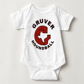 Gruver-G-Shirt-Front-#2 Baby Bodysuit
