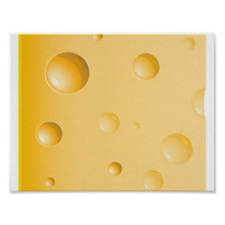 Gruyere Cheese Poster