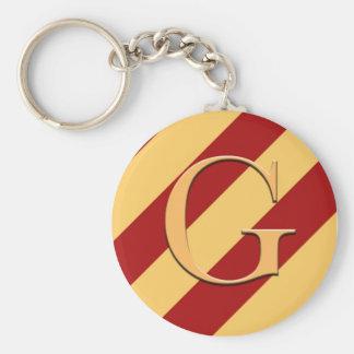 GRYFFIN House Keychain