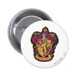 Gryffindor Crest 6 Cm Round Badge