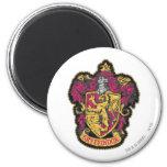 Gryffindor Crest 6 Cm Round Magnet