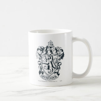 Gryffindor Crest Basic White Mug
