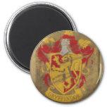 Gryffindor Crest HPE6 6 Cm Round Magnet