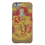 Gryffindor Crest HPE6 Barely There iPhone 6 Case
