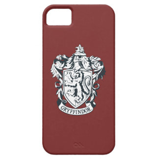Gryffindor Crest iPhone 5 Covers