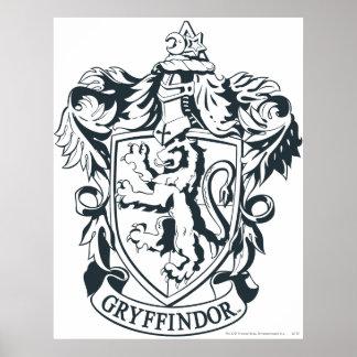 Gryffindor Crest Posters