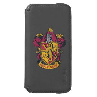 Gryffindor crest red and gold incipio watson™ iPhone 6 wallet case
