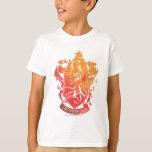 Gryffindor Crest - Splattered T-shirt