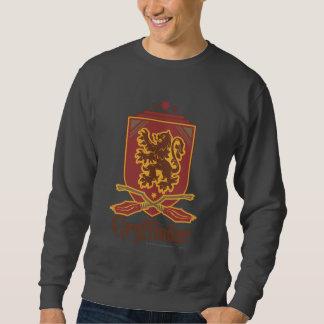 Gryffindor Quidditch Badge Pullover Sweatshirt