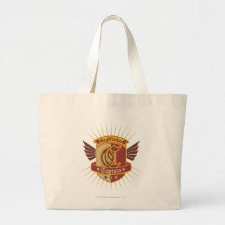 Gryffindor Quidditch Captain Emblem Bag