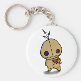 Grym Voodoo Doll Keychain
