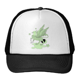Gryphon Avocado Green Trucker Hat
