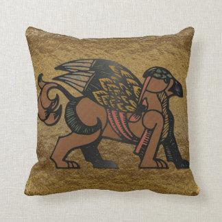 Gryphon New Age Mythology Cushion
