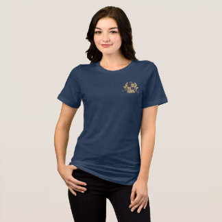 GSA House Crest No Wings Blue Gold T-Shirt