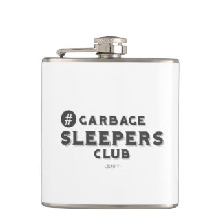 GSC 02 flask (white)