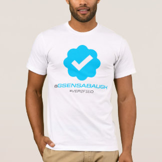 @GSensabaugh - Verified T-Shirt