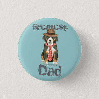 GSMD Dad 3 Cm Round Badge