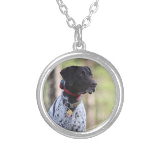 GSP German Shorthair Pointer Necklace