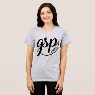 GSP Mom Shirt German Shorthaired Pointer Dog Mom
