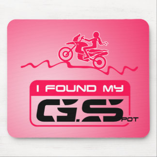 GSpot Mouse Pad