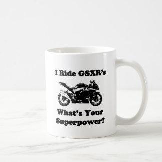 gsxrSP2 Basic White Mug