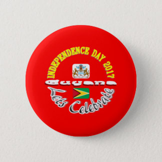 Gt Independence 6 Cm Round Badge