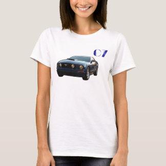 GT,Mustang,2007 T-Shirt