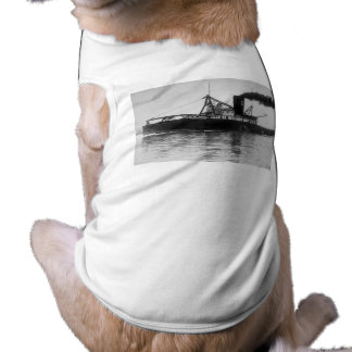 "GT Tug ""Favorite"" Sleeveless Dog Shirt"