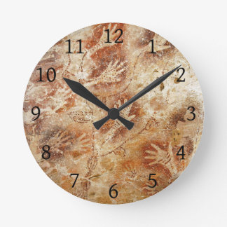 Gua Tewet ~ Tree Of Life ~ Ancient Cave Art ~Hands Round Clock