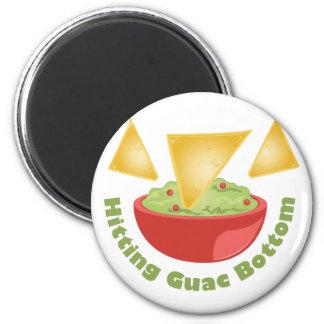 Guac Botom 6 Cm Round Magnet