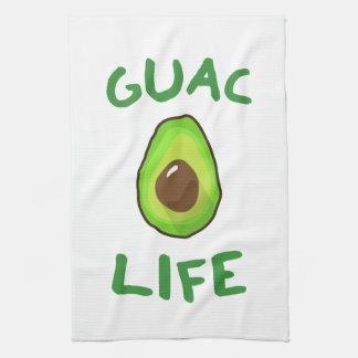 GUAC (Guacamole) LIFE - Green Tea Towel