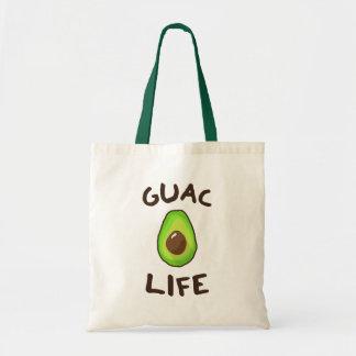 GUAC (Guacamole) LIFE Tote Bag