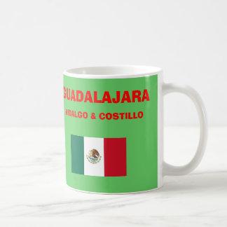 Guadalajara GDL Airport Code Mug