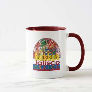 GUADALAJARA Mexico Mug