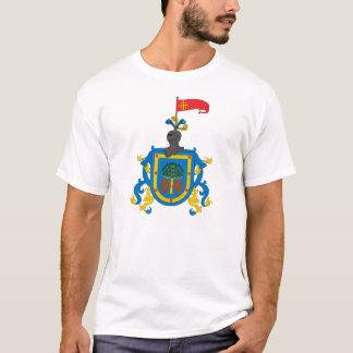 Guadalajara y Estado de Jalisco, Mexico T-Shirt