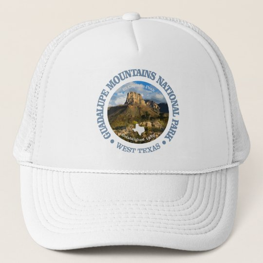Guadalupe Mountains NP Cap